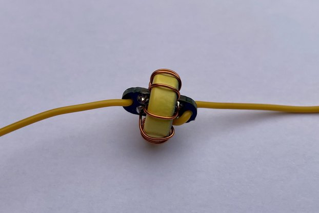 Tiny Antenna Trap Kit (6m - 80m)
