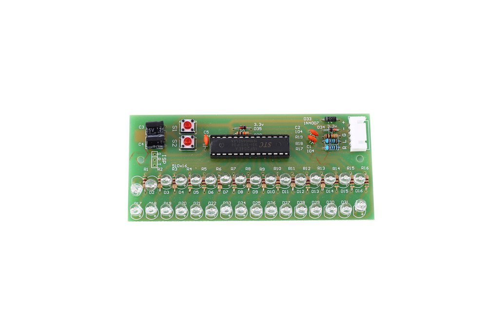 Blue LED Voice Sensor Spectrum Indicator (GY16346) 1
