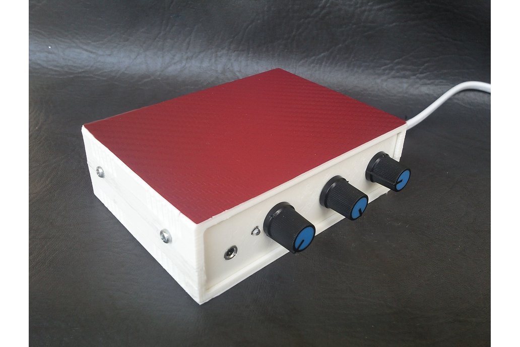 LM386 stereo audio amplifier 2