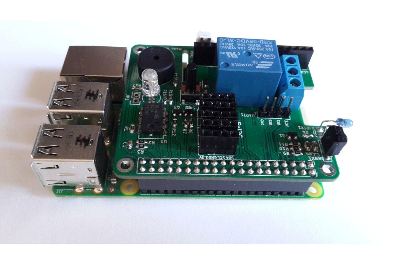 Anavi Flex Raspberry Pi HAT for IoT