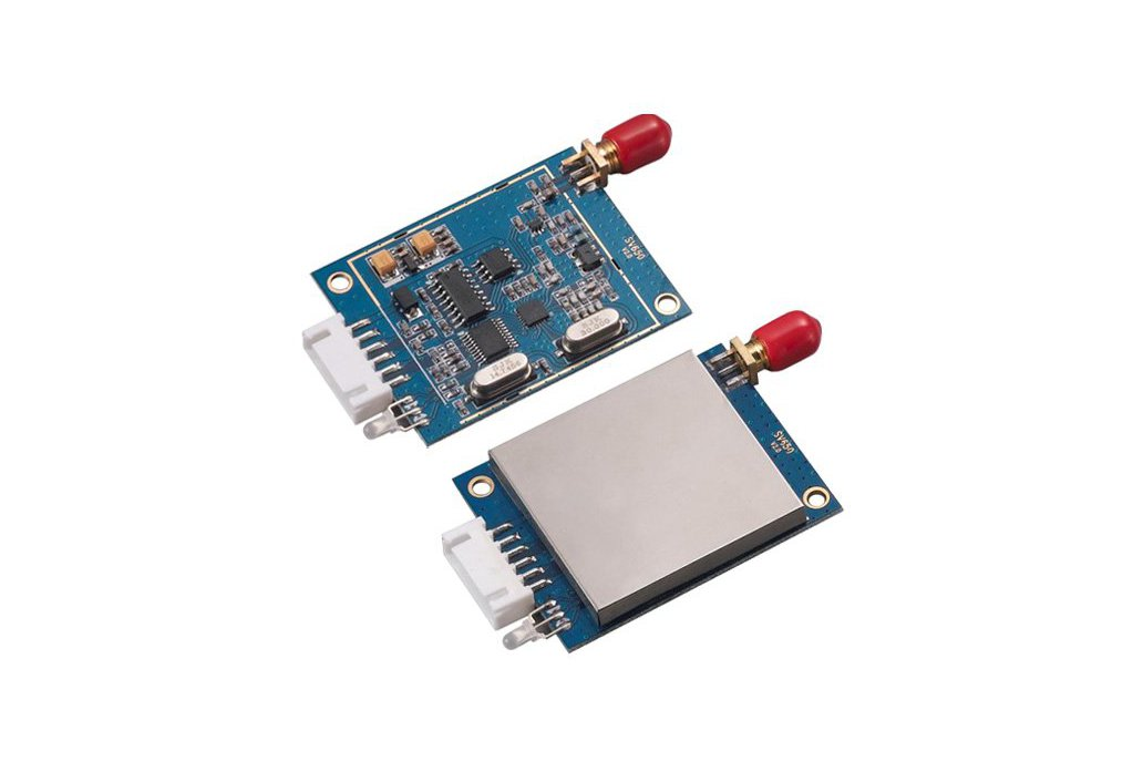 SV651  500mW 3km Long range  wireless transceiver 1