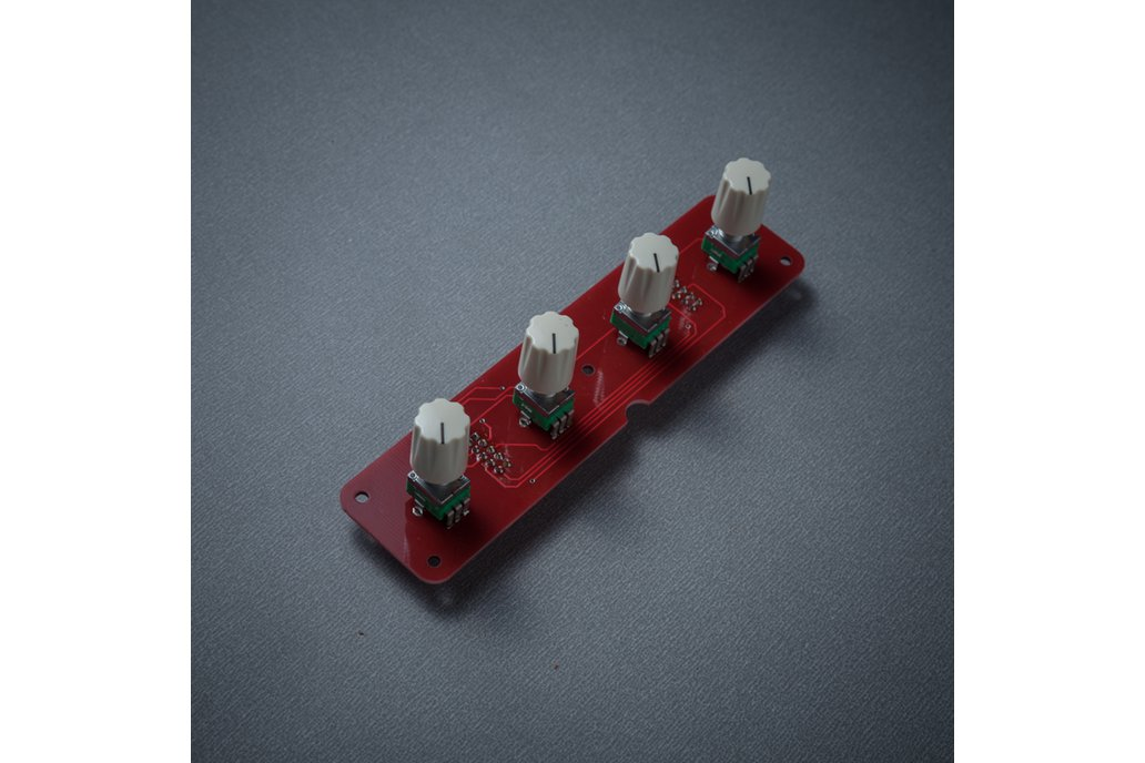 P41 - 4x1 Potentiometer module 2