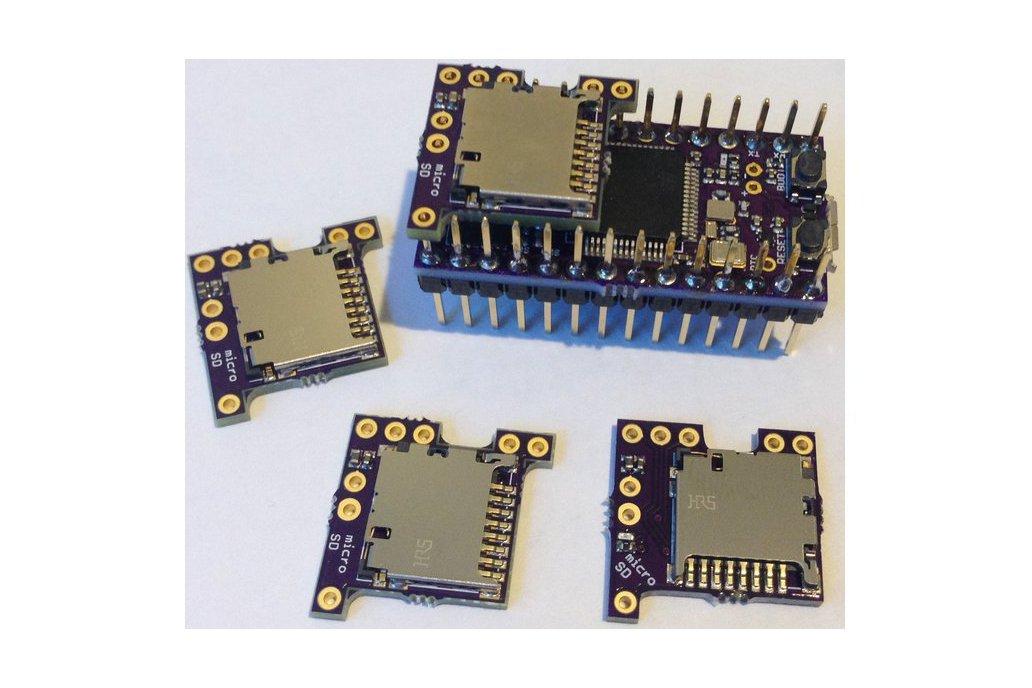 SDIO Card Reader for Dragonfly 1