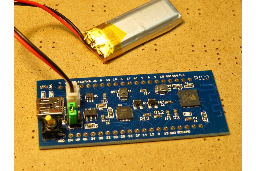 ESP32-PICO Motherboard