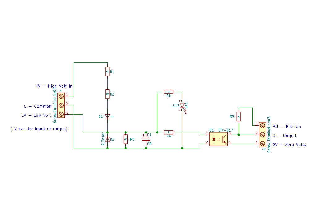 Isolated Wide Voltage Range Interface Board 2