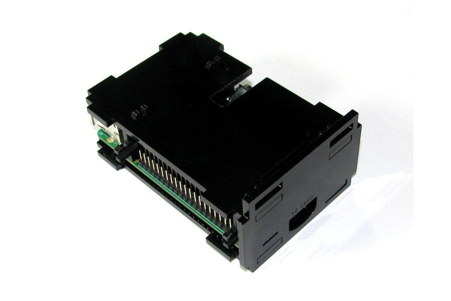 Raspberry Pi B+ Black Case