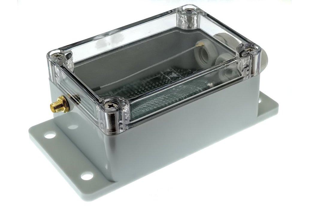 qBox DIY IOT Enclosure Plus Kit (One SMA) 1