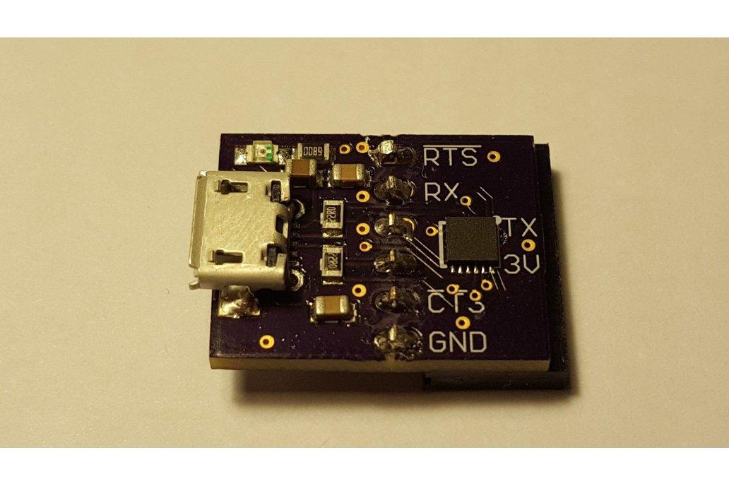 USB Serial Adaptor (FTDI 3.3v) 1