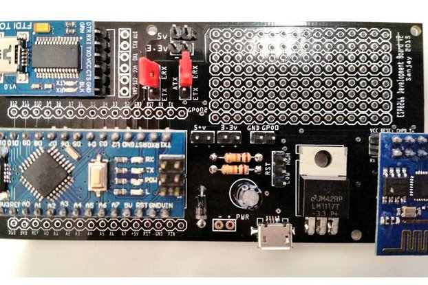 ESP8266 Full Development Board