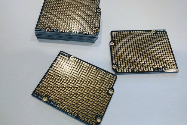 Arduino Perf++ shield