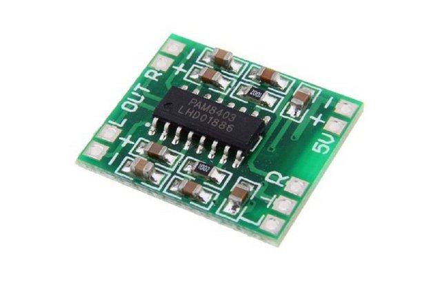 5pcs PAM8403 Miniature Digital USB Power Amplifier