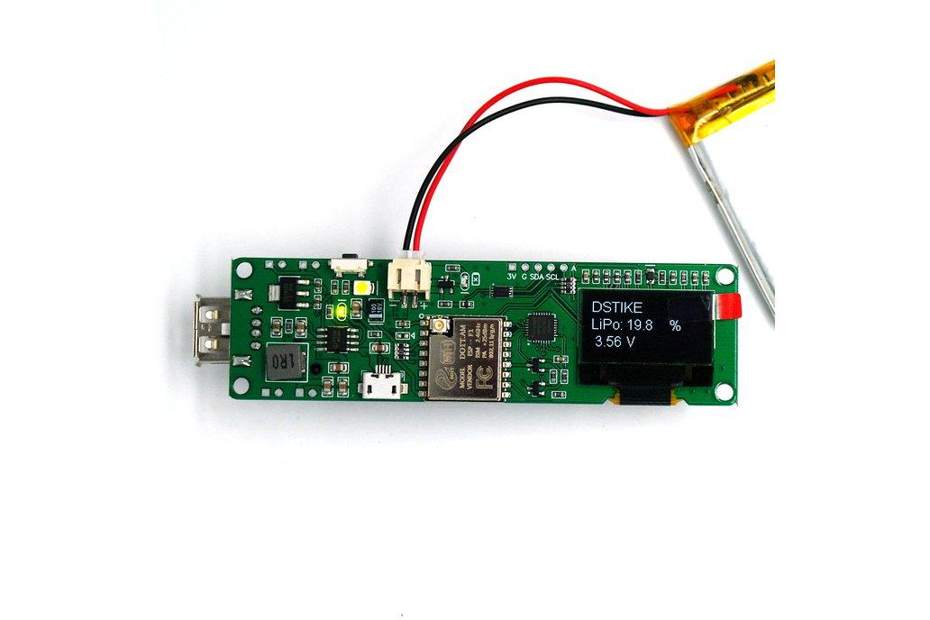 DSTIKE Battery Gauge 1