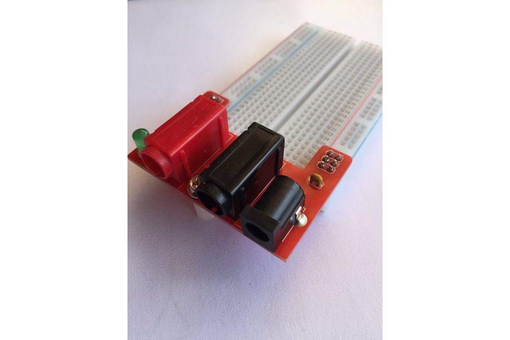 Breadboard Power Adapter Kit 3