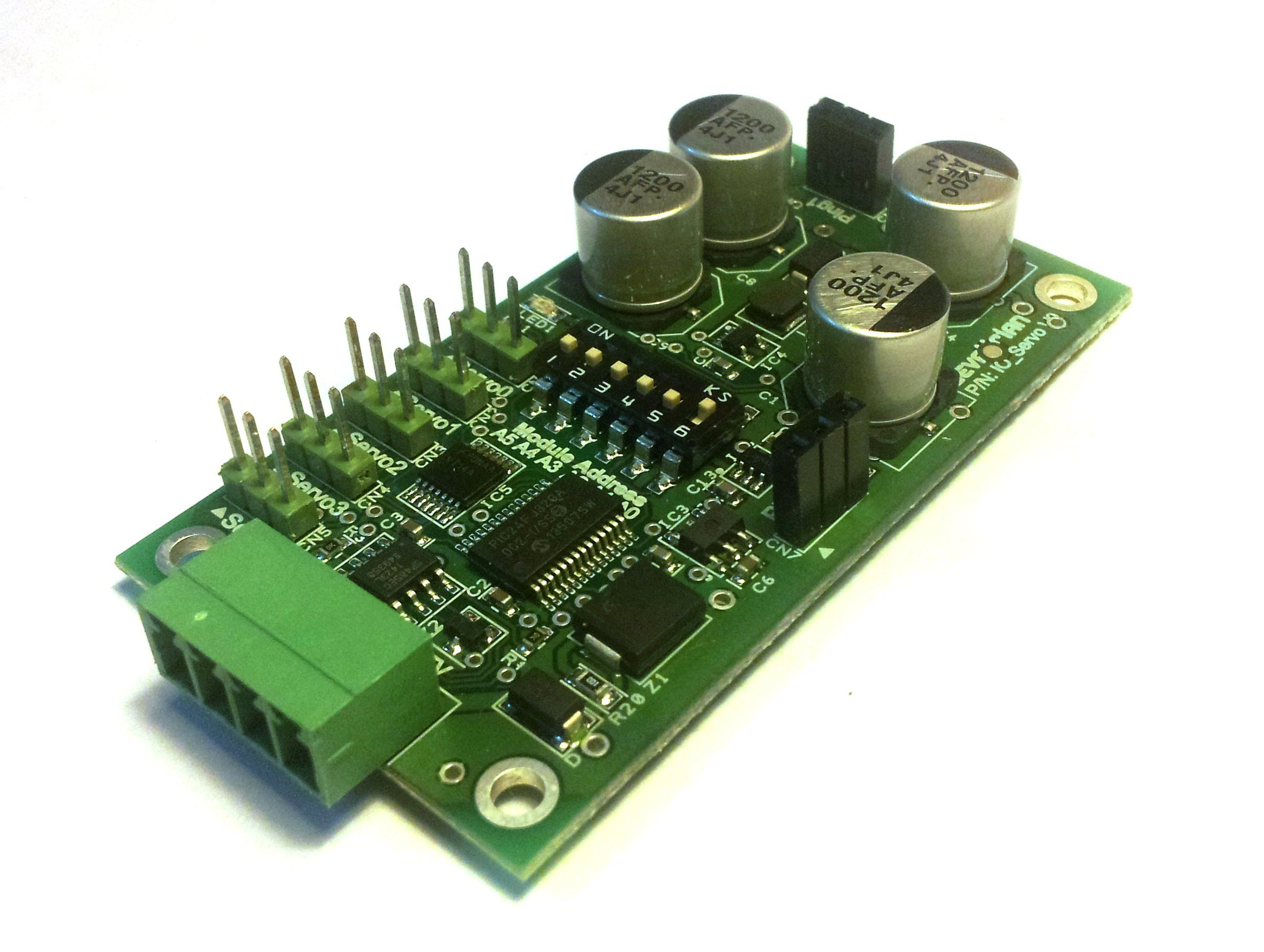 Io Servo From Sisco On Tindie Power Supply Circuit Diagram Basic Puter Motherboard 1
