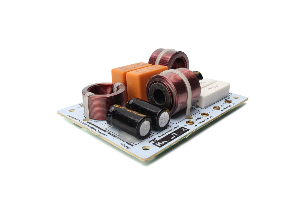 Speaker Frequency Divider Crossover Filters Module 1