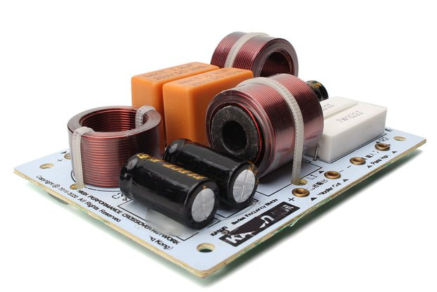 Speaker Frequency Divider Crossover Filters Module