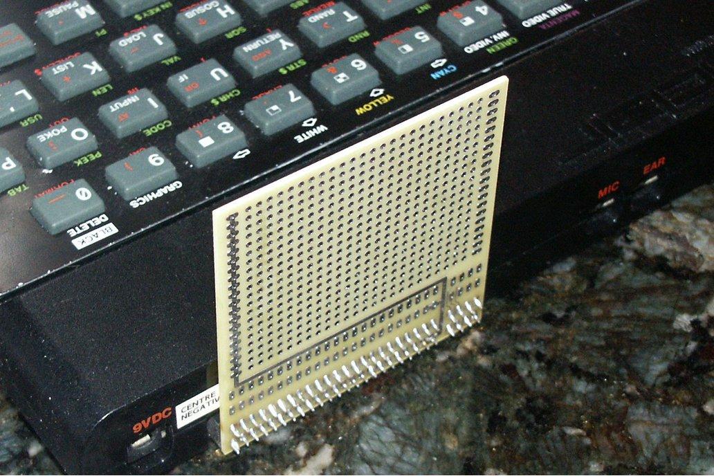 ZX speccy extender 5