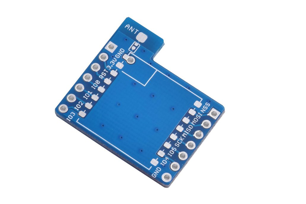 LoRa module adapter breakout board 2