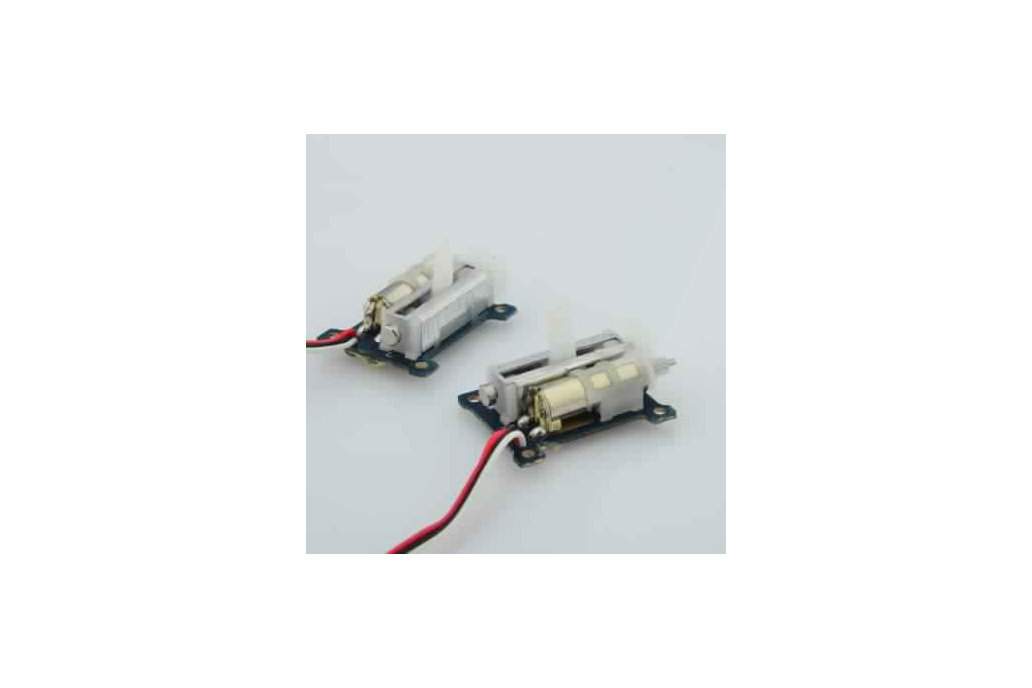 Super Micro Steering Gear/Servo for R/C Airplane  4
