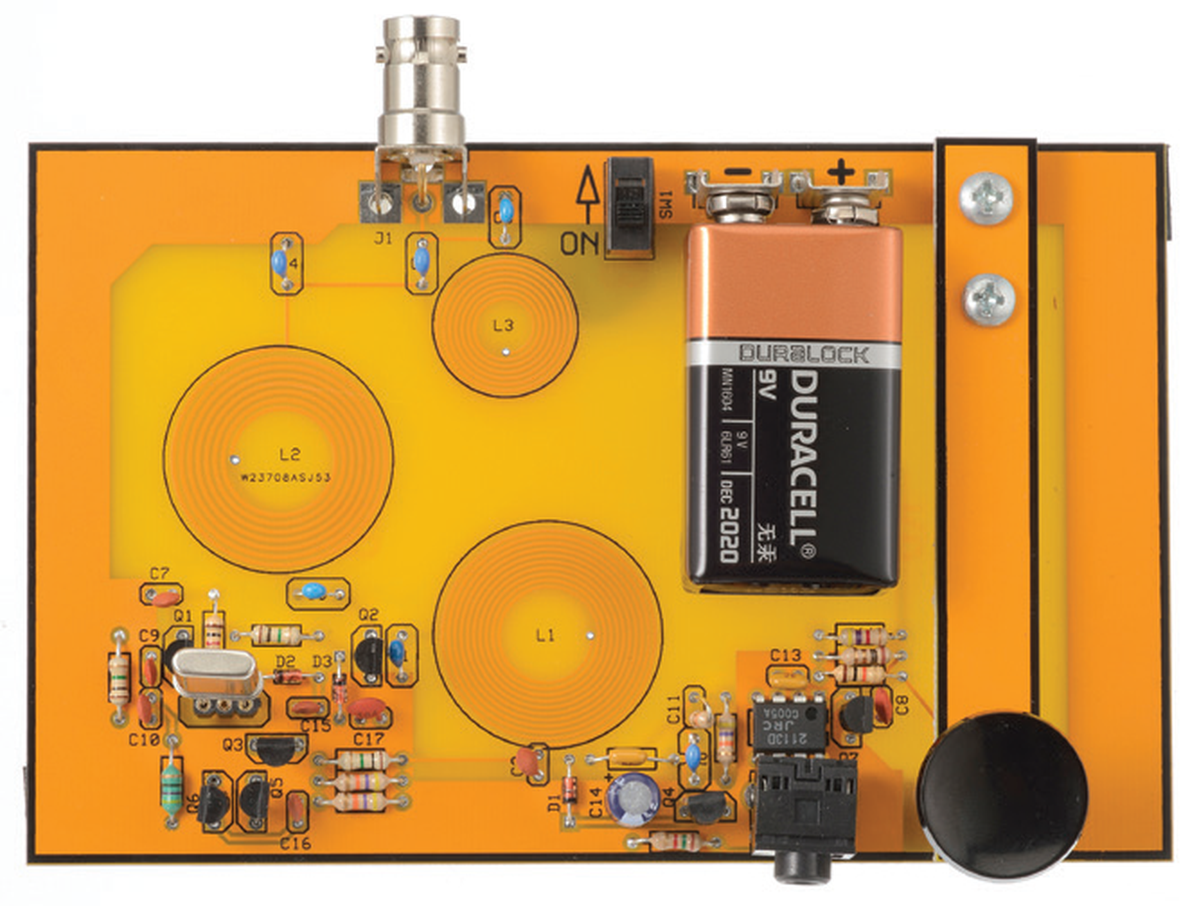 Cricket 80a Minimalist 80m Cw Transceiver From Nm0s Electronics On Simple Electronic Keyer 1