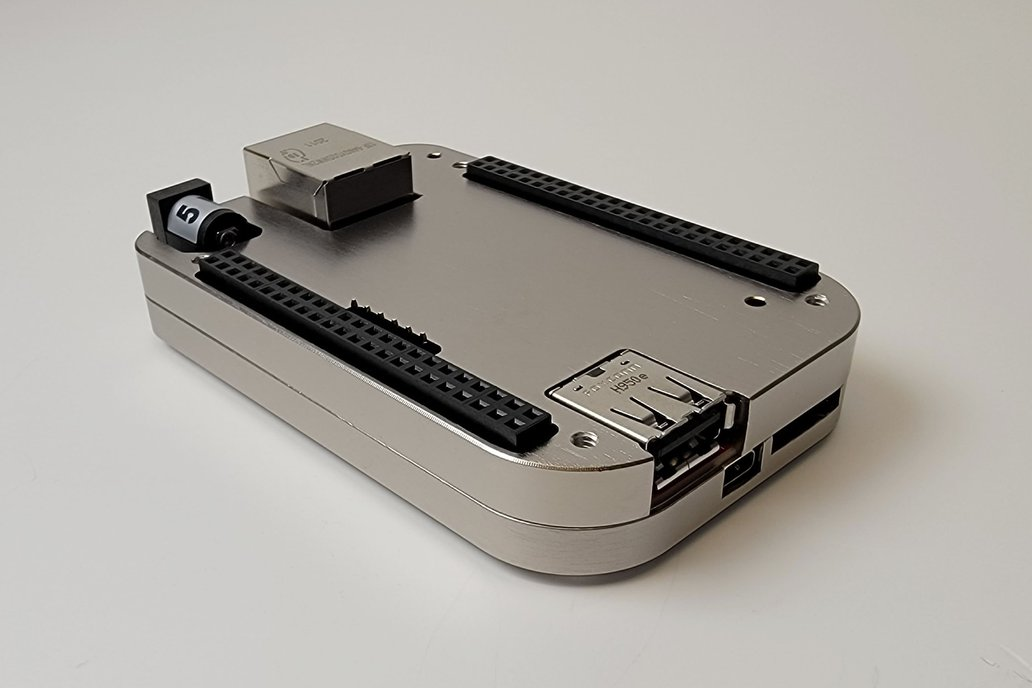 Metal enclosure for BeagleBone Black 1