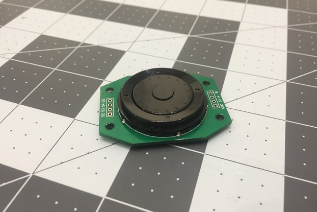 Scroll Wheel with navigation switch