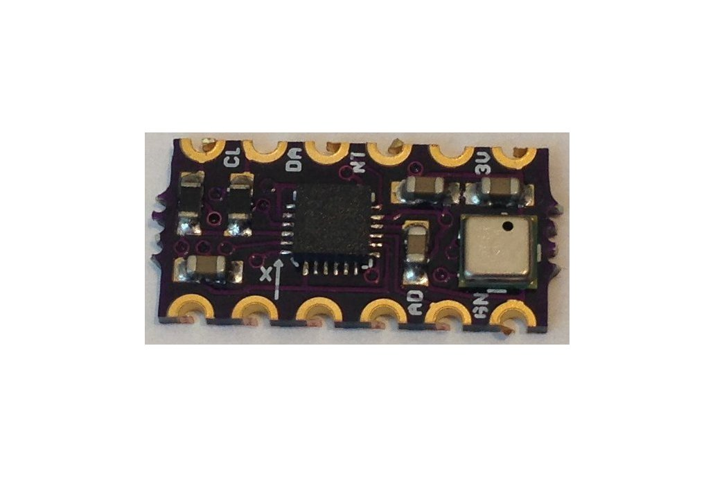 MPU9250 Teensy 3.X add-on shields 2