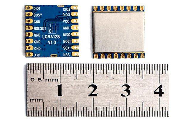 Long Range LoRa 2.4G SX1280 LoRa1280 Module