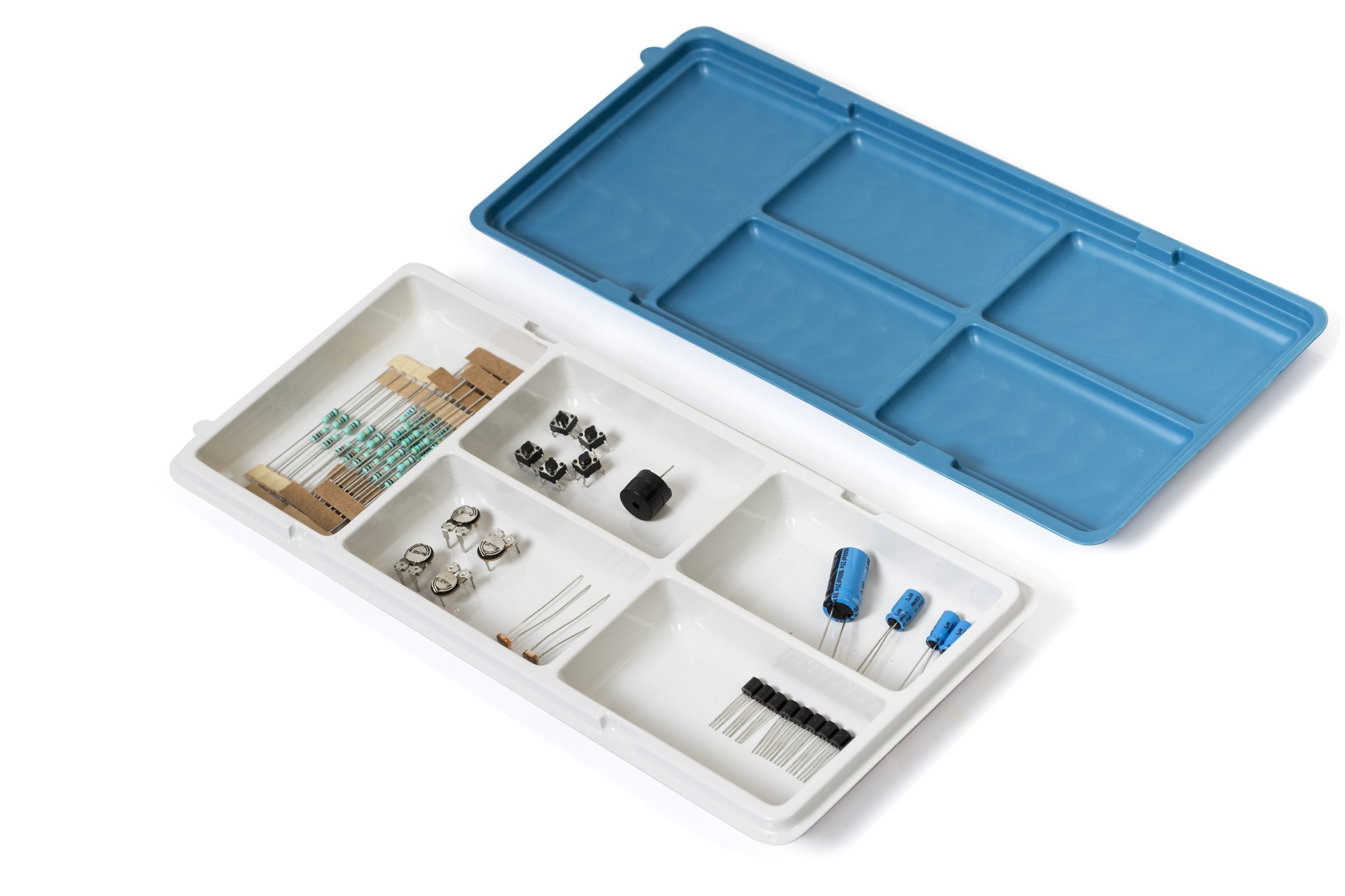 Mand labs kit 1 standard edition diy electronics from for Diy electronic gadgets