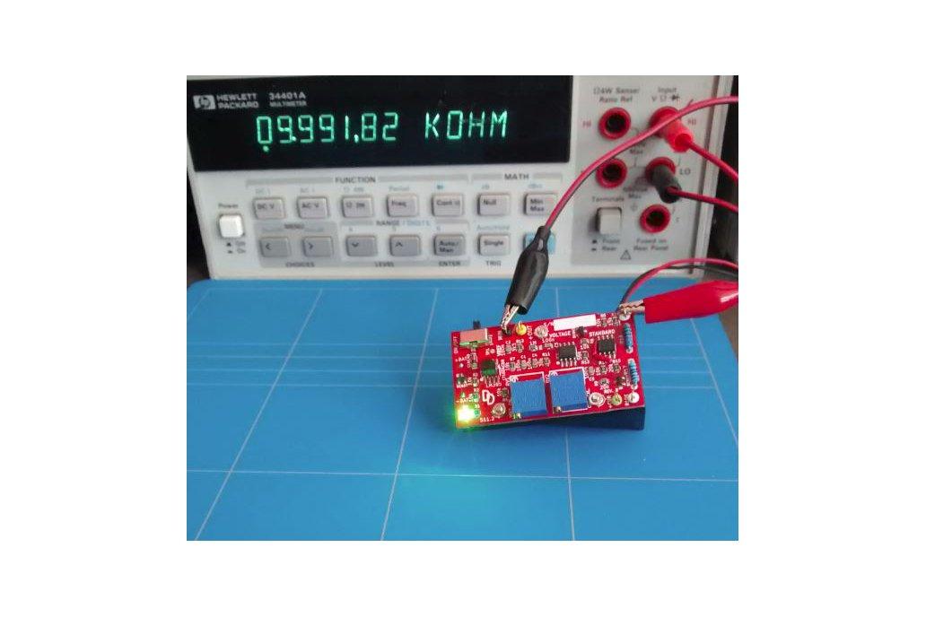 Voltage standard reference multimeter tester 4