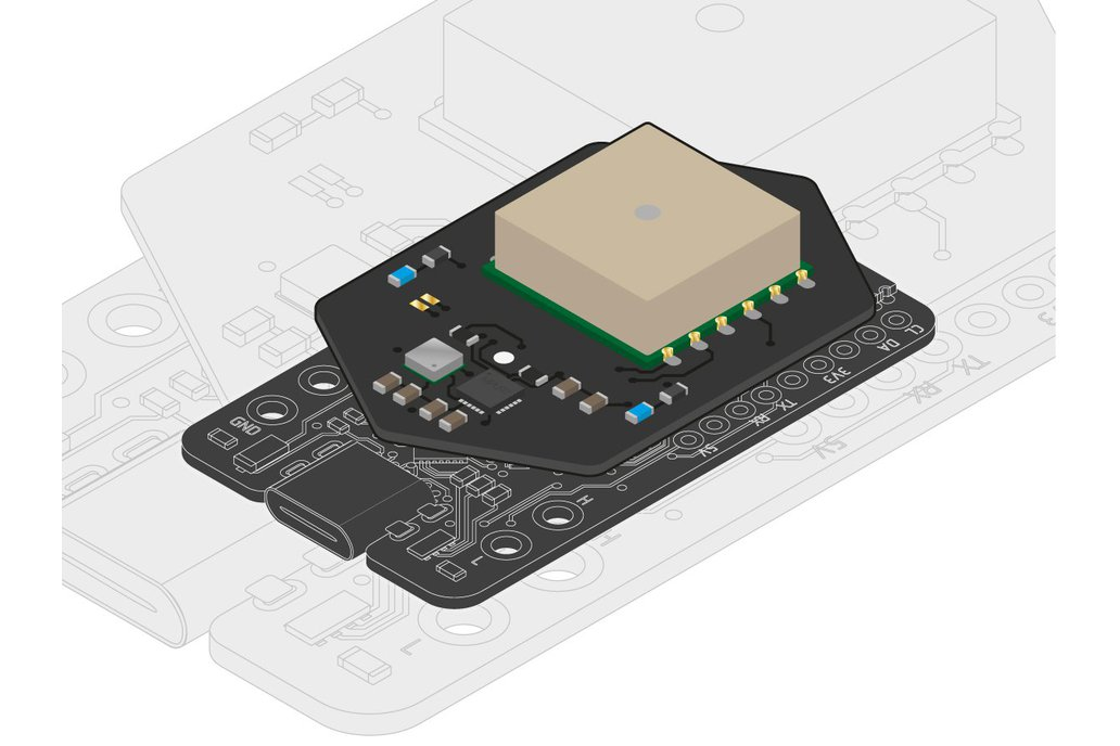 CAN32 GPS Motion Expansion Board 1