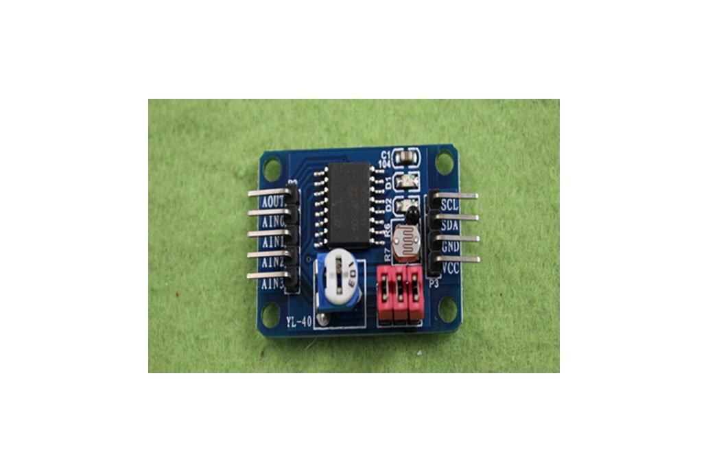 5pc AD/DA converter module (PCF8591) 1