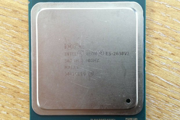 Refurbished Intel Xeon E5-2630 v2 CPU LGA2011