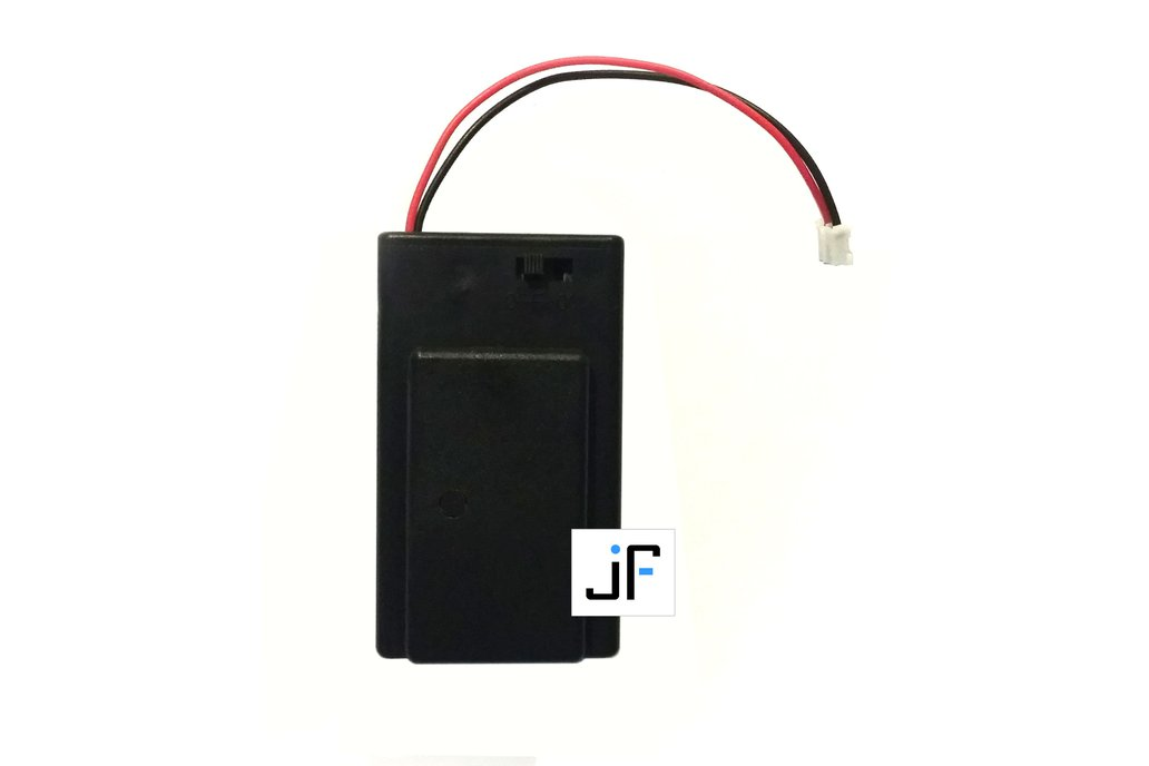 Triple 'A' 5V DC Boost Power Pack 1