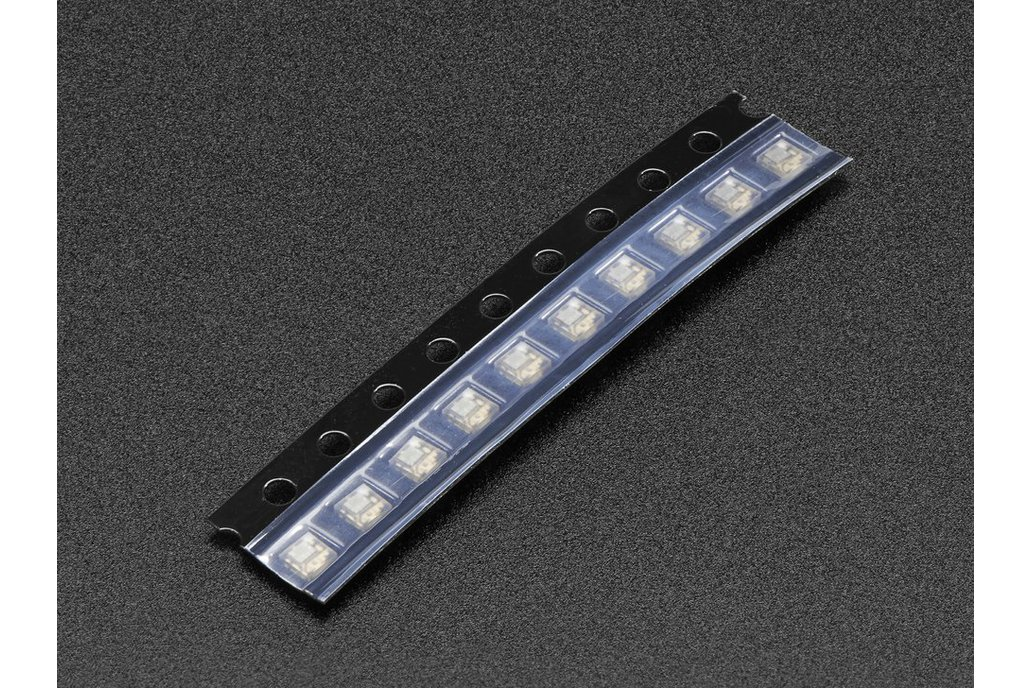 Digital Addressable RGB APA102 2020 LED, Bag of 20 1