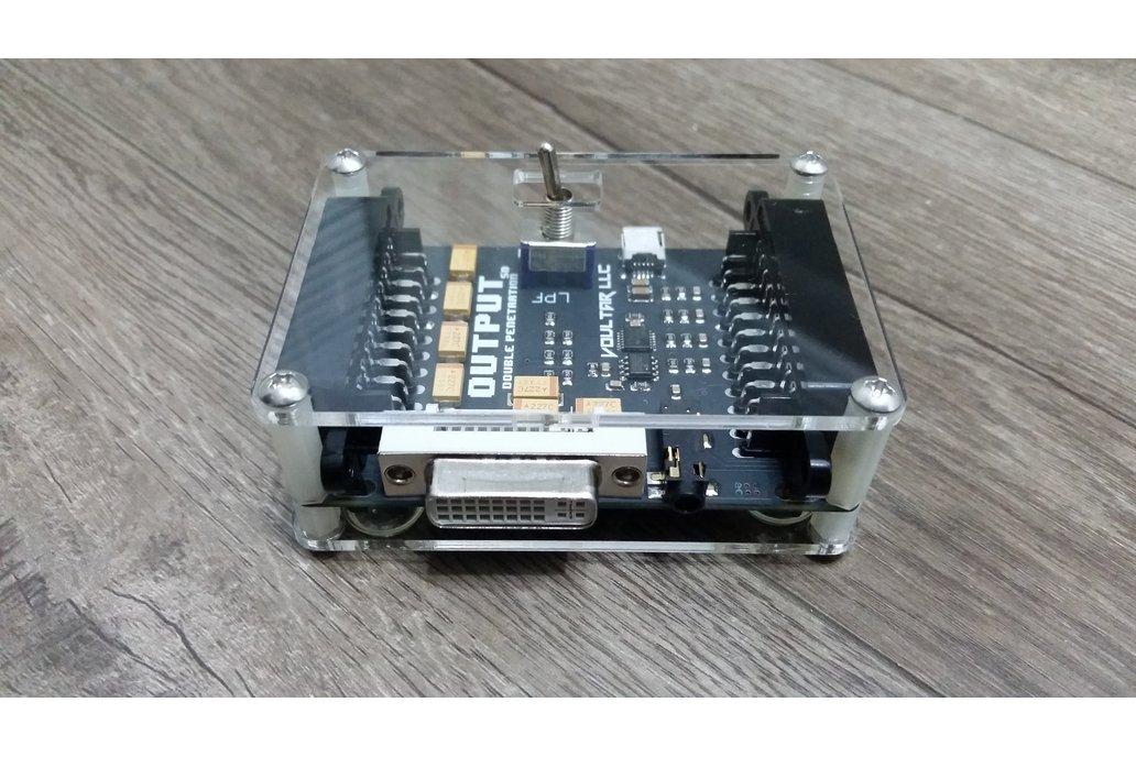Voultar Double Penetration SD Datapath E1/E1S 1