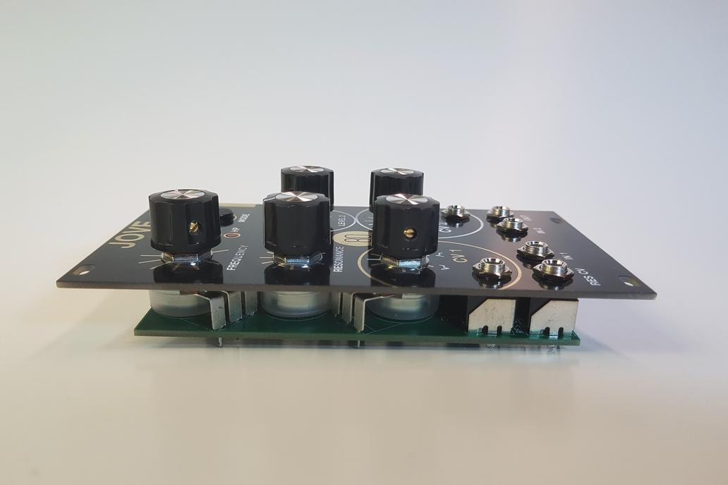 Jove Multimode Filter   Complete Eurorack Module 4