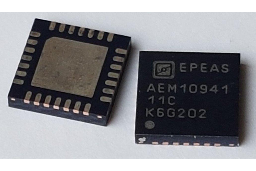 E-Peas AEM10941 Solar harvesting IC 1