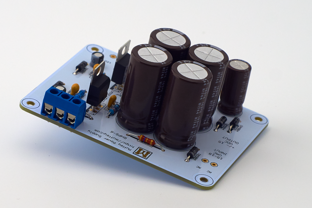 Muffsy Hifi Dual Power Supply V4 -Kit