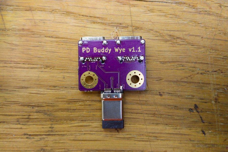 PD Buddy Wye