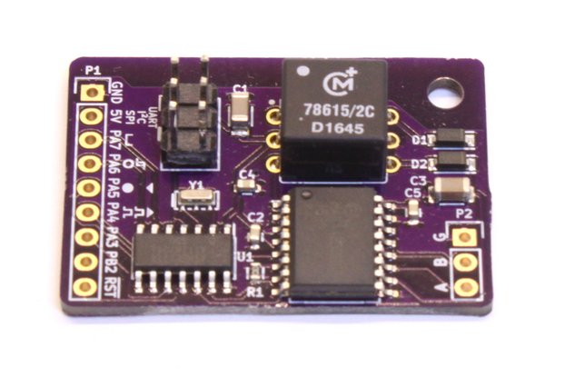 RS-485 Isolated Application Board