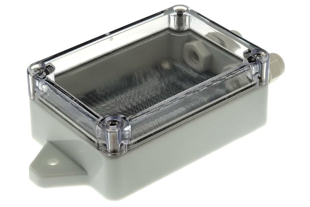 qBoxMini DIY IOT Enclosure Plus Kit (No SMA) 1