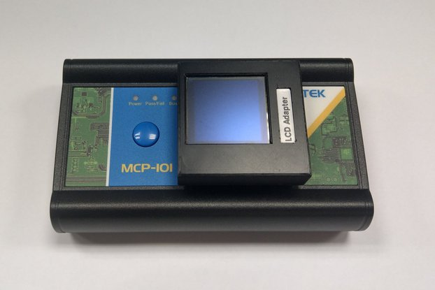 MCU programmer(VL150/151/152/152C/154 )_MCP-101V