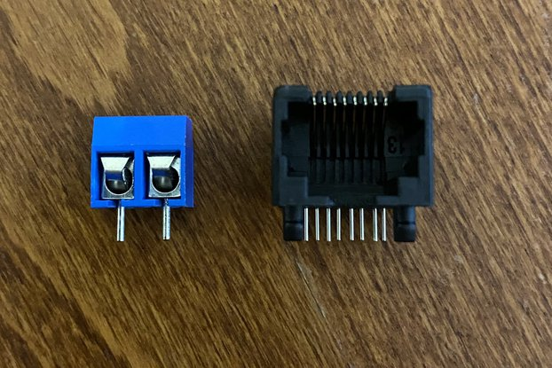 BrewPi-ESP - Sensor Breakout PCB Materials