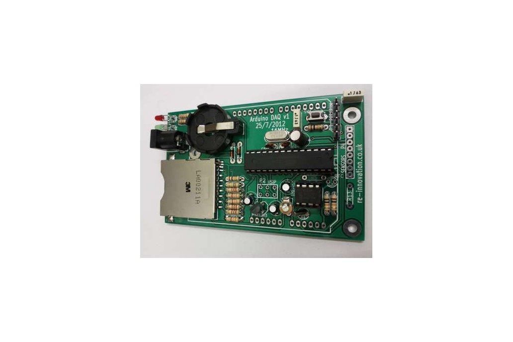 DataDuino - the Arduino-based data logger 1