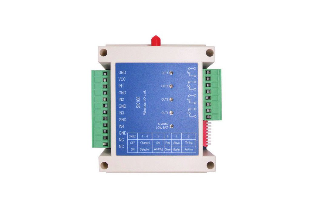 Four channel wireless switch controller SK108 1