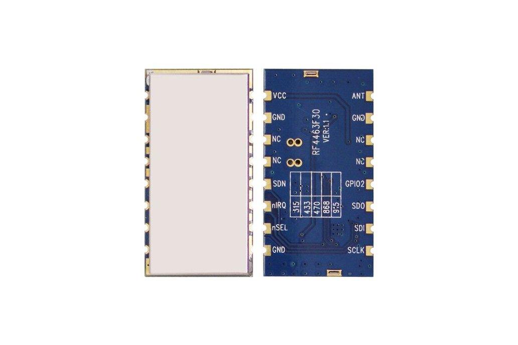 RF4463F30  1W  Wireless Transceiver Module 3