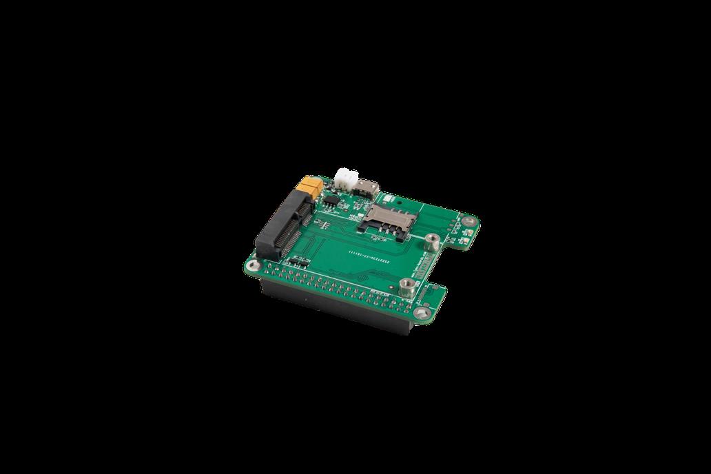 π.Lynx.LTE Raspberry Pi LTE HAT Board 1