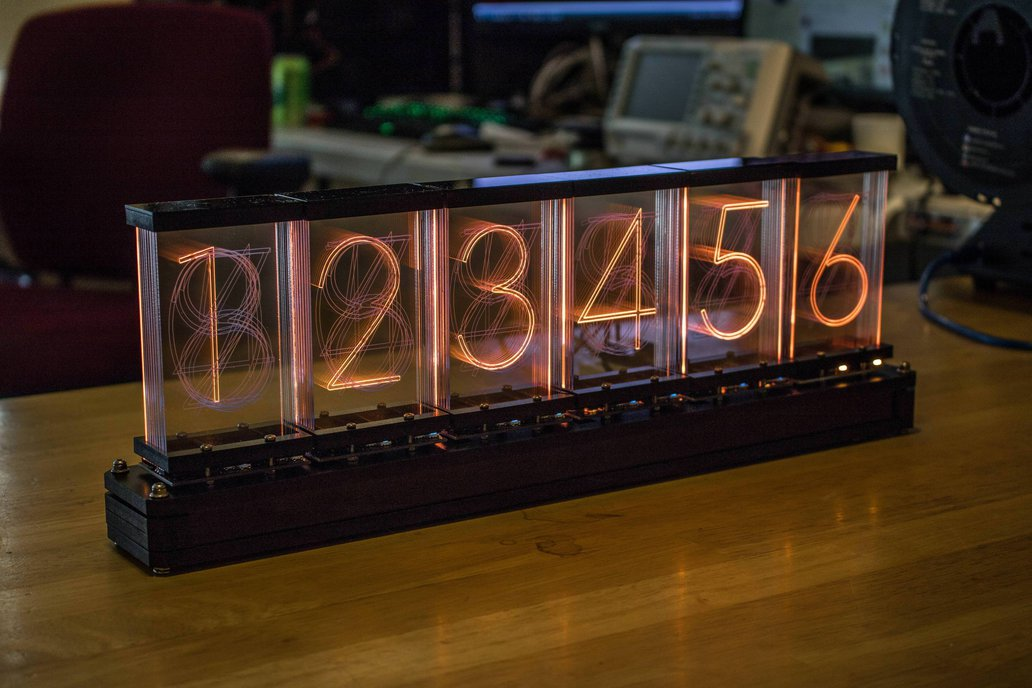 LIXIE - an LED alternative to the Nixie Tube! 1
