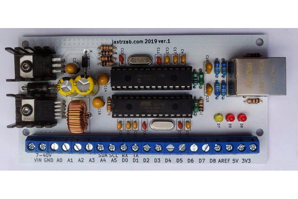 Network Arduino compatible board 1